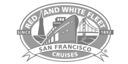 Red & White Fleet logo